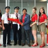 Vé máy bay Sài Gòn đi Đài Trung (TPHCM đi Taichung) Vietjet Air