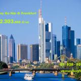 Vé máy bay Vietnam Airlines Hà Nội đi Frankfurt, Đức từ 12.303k