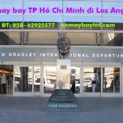 Vé máy bay TP Hồ Chí Minh đi Los Angeles (SGN - LAX) China Airlines