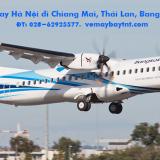Vé máy bay Hà Nội đi Chiang Mai (HAN – CNX) Bangkok Airways từ 2.708k