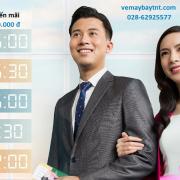 Vietnam Airlines khuyến mãi vé máy bay Hà Nội Sài Gòn từ 590.000 đ