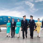 Giá vé máy bay tháng 7, tháng 8 Vietnam Airlines, Vietjet, Jetstar