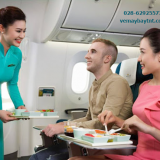 Giá vé máy bay Vietnam Airlines TPHCM đi Hà Nội khứ hồi từ 1.720k