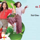 Giá vé máy bay Sài Gòn Hà Nội tháng 8/2020 từ 399.000 đ
