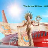 Giá vé máy bay Sài Gòn Hải Phòng tháng 8/2020 từ 790.000 đ