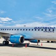 Bamboo Airways đón máy bay phản lực Embraer tiếp theo