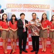 Vé máy bay TP Hồ Chí Minh Sài Gòn – Jakarta Vietjet Air