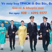 Giá vé máy bay Vietnam Airlines TPHCM đi Đài Bắc (Taipei, Đài Loan)