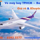 Vé máy bay TPHCM đi Bangkok (Sài Gòn Bangkok) Thai Airways từ 1.768 k
