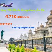 Vé máy bay TPHCM đi Bengaluru (Sài Gòn Bangalore, Ấn Độ) Thái Airways