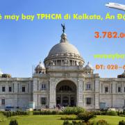 Vé máy bay TPHCM đi Kolkata (Sài Gòn Calcutta) Thái Airways từ 3.782k