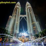 Toà tháp đôi Petronas ở Kuala Lumpur, Malaysia có gì thu hút ?