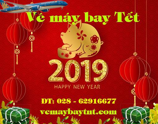 ve may bay tet 2019